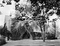 View [Andrew Rankin Chapel, Howard University : acetate film photonegative.] digital asset: untitled