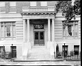 View [Y.M.C.A. Building, 12th Street branch, facade with front doors : acetate film photonegative,] digital asset: untitled