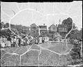 View Mrs. Matthew's group [acetate film photonegative] digital asset: untitled