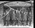 View East Arlington Fire Company [acetate film photonegative] digital asset: untitled