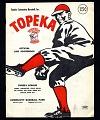 View Lou Newman Collection of Baseball Memorabilia digital asset: Minor League Programs, 1950-1959: