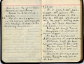 View Vernon Torrence Collection digital asset: Diplomas and 1940 pocket diary