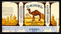 View Hallye M. Cornelius and Glendora Horne Collection of Cigarette Packages digital asset: Camel Cigarettes, R.J. Reynolds Tobacco Co., Winston-Salem, NC