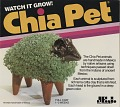 View Joseph Pedott Papers digital asset: Chia Pet, packaging and advertising