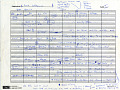 View John Coltrane Music Manuscript digital asset: John Coltrane Music Manuscript
