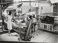 View Shriners Hospital Patient Isolation Unit Records digital asset: Photographs of the isolators being used, and various parts of the isolators, undated