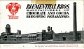 View Blumenthal Brothers Chocolate Company Records and Blumenthal Family Papers digital asset: Advertising