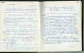 View Robert W. Kearns Papers digital asset: Volume 10 (Daily Log Book)
