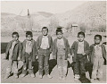 View Aleš Hrdlička photographs from Mexico and Arizona digital asset: Portrait of Hualapai (Walapai) Boys