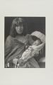 View Corcoran Gallery of Art collection of Joseph K. Dixon Wanamaker Expedition photographs digital asset: Havasupai Mother and Child, Arizona