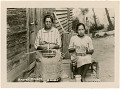 View W.M. Cline Company photographs of Eastern Band of Cherokee digital asset: Basket Makers