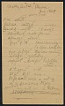 View MS 1774 Shawnee linguistic notes collected by Truman Michelson digital asset: Shawnee linguistic notes collected by Truman Michelson