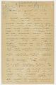 View MS 27 Shawnee texts, myths, with interlinear English translation digital asset: Shawnee texts, myths, with interlinear English translation