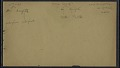 View MS 2821 Ojibwa notes and stories collected by Truman Michelson digital asset: Ojibwa notes and stories collected by Truman Michelson