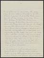 View MS 3344 Notes on Arapaho customs and beliefs by Jesse Rowlodge digital asset: Notes on Arapaho customs and beliefs by Jesse Rowlodge