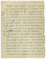 View MS 3684 Portion of manuscript on Iroquois Cosmology digital asset: Portion of manuscript on Iroquois Cosmology