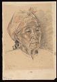 View MS 7294 Hester Merwin Carib Indian drawings digital asset: Hester Merwin Carib Indian drawings