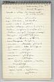 View MS 7507 Notes on the Potawatomi language digital asset: Notes on the Potawatomi language