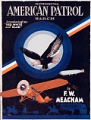 View American patrol : march / F.W. Meacham digital asset number 1