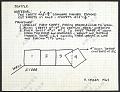 View Instructions and diagram for a Richard Serra sculpture installation digital asset number 2