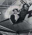 Eleanor Roosevelt at Tuskegee