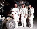Apollo 15 Crew