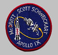 Apollo 9 Mission Patch