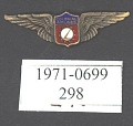 View Pin, Lapel, Colonial Airlines digital asset number 1