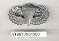 View Badge, Parachutist, United States Army digital asset number 1