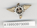 View Insignia, Collar, Mechanic, Mexican Air Force digital asset number 1