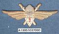 View Badge, Pilot 3rd Class, Romanian Air Force digital asset number 1