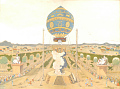 View Ascension of a Montgolfier Balloon digital asset number 0