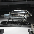 View Allison V-1710-33 (V-1710-C15), V-12 Engine digital asset number 0