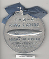 View Medal, Commemorative, ZRS-4 Ring Laying Ceremony digital asset number 1
