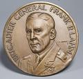 View Plaque, Brigadier General Frank P. Lahm, Obverse digital asset number 0