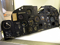 View Instrument Panel, P-47D-15 / XP-47H digital asset number 12