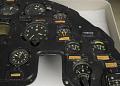 "View Instrument Panel, Kawasaki Ki-45, ""Nick"" digital asset number 4"
