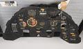 "View Instrument Panel, Kawasaki Ki-45, ""Nick"" digital asset number 12"