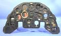 "View Instrument Panel, Kawasaki Ki-45, ""Nick"" digital asset number 15"
