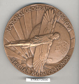 View Medal, National Geographic Society Special Medal of Honor, Richard Byrd digital asset number 1