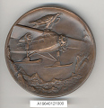 View Medal, Aeronautical Chamber of Commerce Medal, Adm. Richard Byrd digital asset number 2