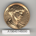 View Medal, Amelia Earhart digital asset number 4