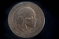 View Medal, Amelia Earhart, First Woman to Cross the Atlantic by Airplane digital asset number 0