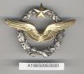View Badge, Pilot, French Air Force, Jacqueline Cochran digital asset number 1