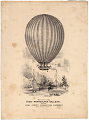 View The Ascent of the Great Montgolfier Balloon digital asset number 0