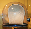 View Helmet, Pressure Bubble, Borman, Apollo 8 digital asset number 0