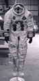 View Pressure Suit, A7-L, Anders, Apollo 8, Flown digital asset number 2