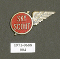 View Badge, Sky Scout, Transcontinental & Western Air Inc. (TWA) digital asset number 1