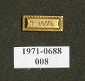 View Insignia, Flight Personnel Service, Transcontinental & Western Air Inc. (TWA) digital asset number 1