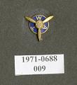 View Pin, Lapel, Pilot's 10 Year Service, Transcontinental & Western Air Inc. (TWA) digital asset number 1